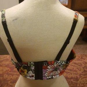 Cacique Intimates & Sleepwear - Cacique Jungle Floral Br 42C